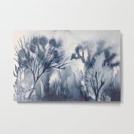 Memory Landscape 8 Metal Print