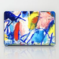 polka dot iPad Cases featuring Polka Dot by Liz Haywood