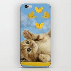 Kitty Wonder iPhone & iPod Skin