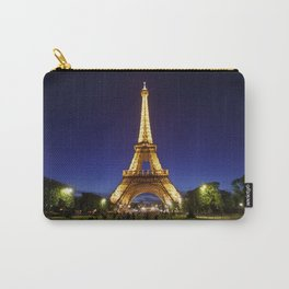Eiffel evening Carry-All Pouch