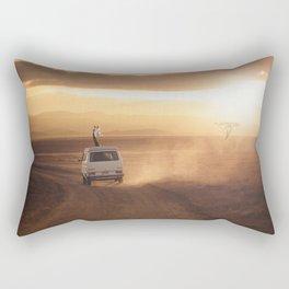 ADVENTURE IS CALLING Rectangular Pillow
