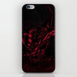 Soul Devourer iPhone Skin