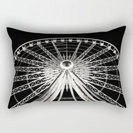 Ferris Wheel Rectangular Pillow