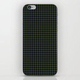 Clan Ranald Tartan iPhone Skin