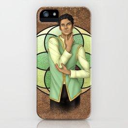 Briar Moss iPhone Case