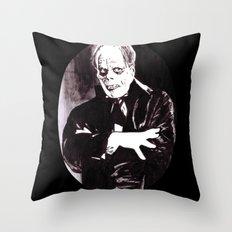 The Phantom Throw Pillow