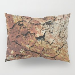 """Soil drought"" Pillow Sham"