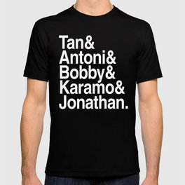 queer eye(name) T-shirt