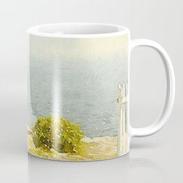 Pemaquid Point, Gate to the Ocean  Coffee Mug