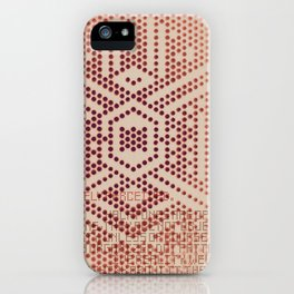 Purely Perceived iPhone Case
