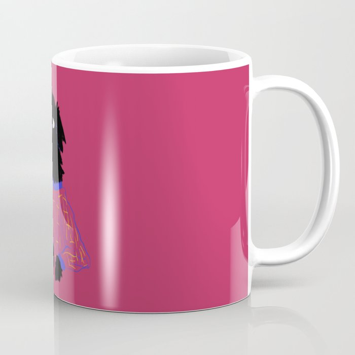 God's Most Beautiful Creature in Pajamas Coffee Mug