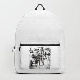 An unfair life Backpack