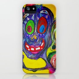 Monster Fairy iPhone Case