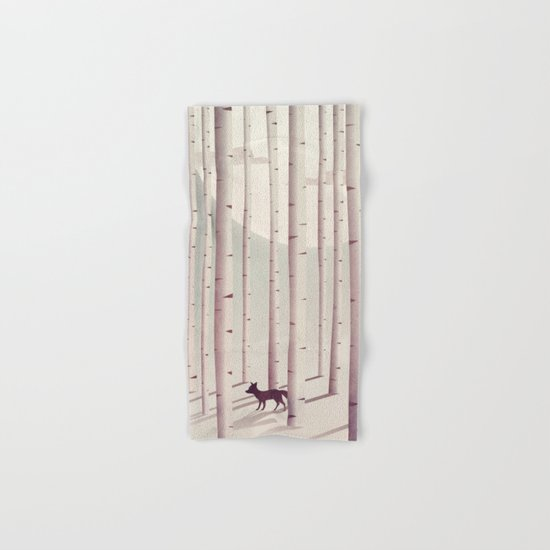 Serene Forest Hand & Bath Towel