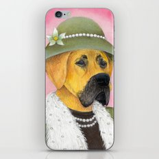 Great Dame iPhone & iPod Skin
