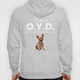 Yorkie design Cute Yorkshire Terrier Dog Owner Gift Hoody