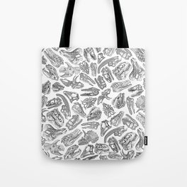 Paleontology Dream Tote Bag