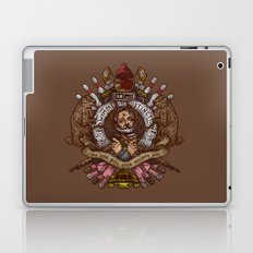 Murray crest Laptop & iPad Skin