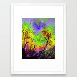 autumn 458031 Framed Art Print
