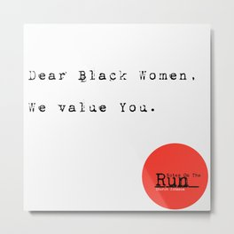 Dear Women Metal Print
