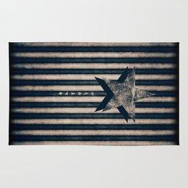 BOWIE BLACKIE STAR Rug
