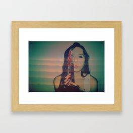 Without Regret Framed Art Print