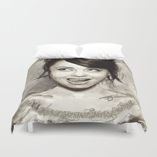 Levy Tran Duvet Cover