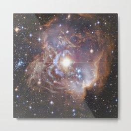 Galaxy Pearl Metal Print