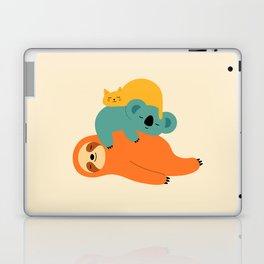 Being Lazy Laptop & iPad Skin