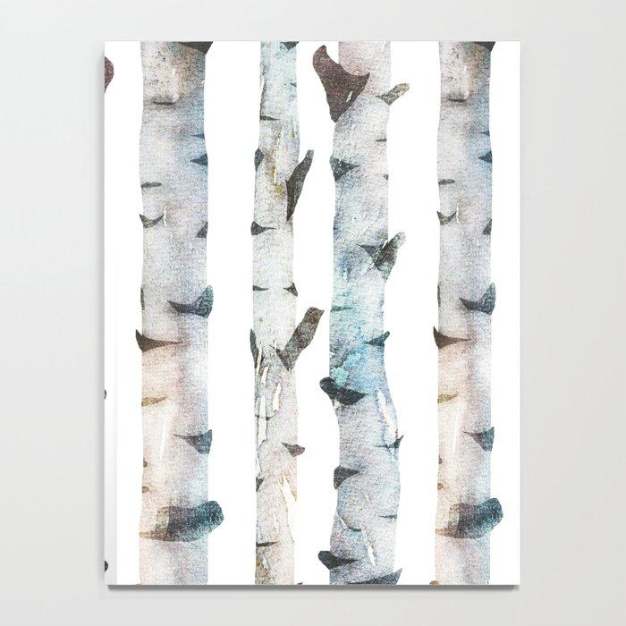 Birch Tree Notebook