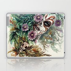 Flower of Death Laptop & iPad Skin