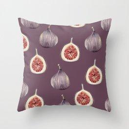 Figs 2  #society6 #buyart Throw Pillow