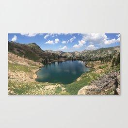 Cecret Lake Canvas Print