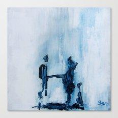 Moral Contemplations Canvas Print
