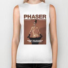 Phaser Magazine Cover Biker Tank