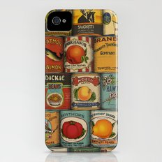 Canned in the USA iPhone (4, 4s) Slim Case