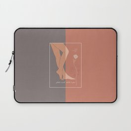 Plant a seed-Watch it grow-Mother Nature Laptop Sleeve