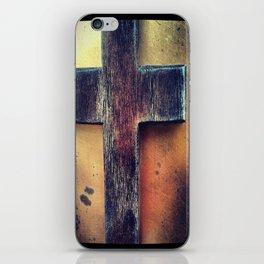 Old Rugged Cross iPhone Skin
