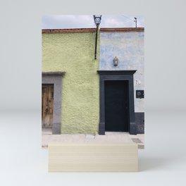 san miguel 1 Mini Art Print