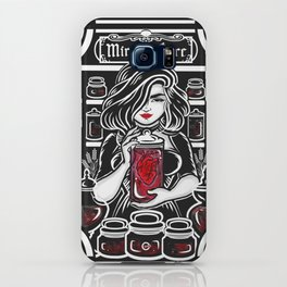 The Apothecary iPhone Case