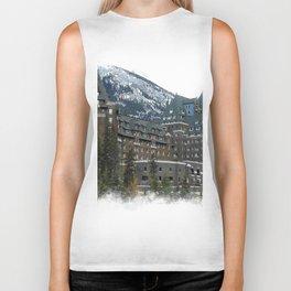 Rocky Mountain Living - Banff Resort Biker Tank