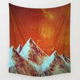 Dripsun Tone Wall Tapestry