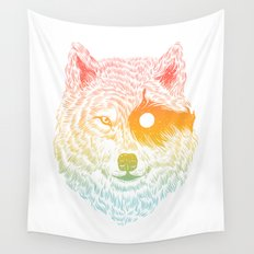 I Dream in Solitude Wall Tapestry