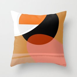 Abstract 2020 005 Throw Pillow