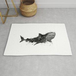 The Shark Rug