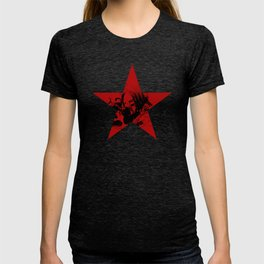 Winter Soldier Star T-shirt