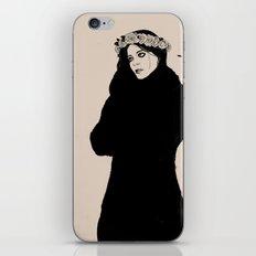 SPANISH SAHARA iPhone & iPod Skin