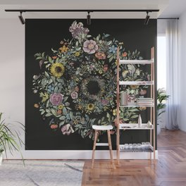 Circle of Life Dark Wall Mural