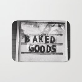 Baked Goods Bath Mat