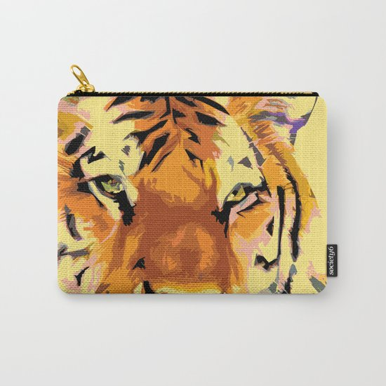 My Tiger Carry-All Pouch